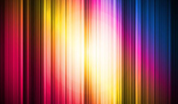 fondo colorido en vector gratis