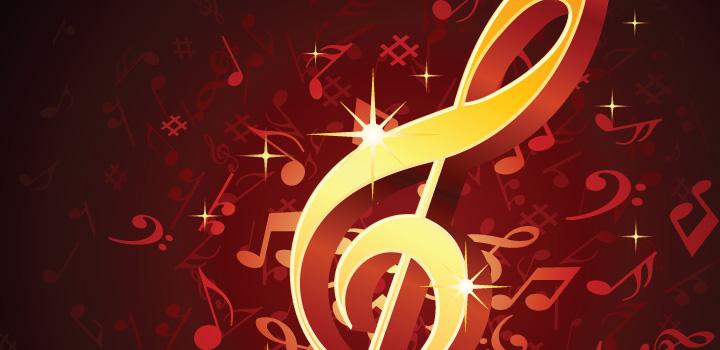 Fondo Musical en Vectores Gratis | Vectores Gratis