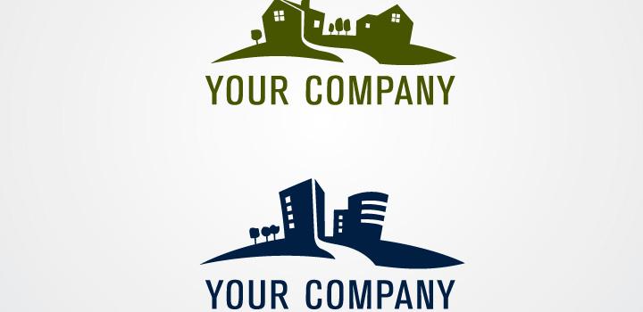 Logo bienes raices