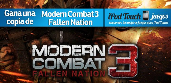 Modern combat3
