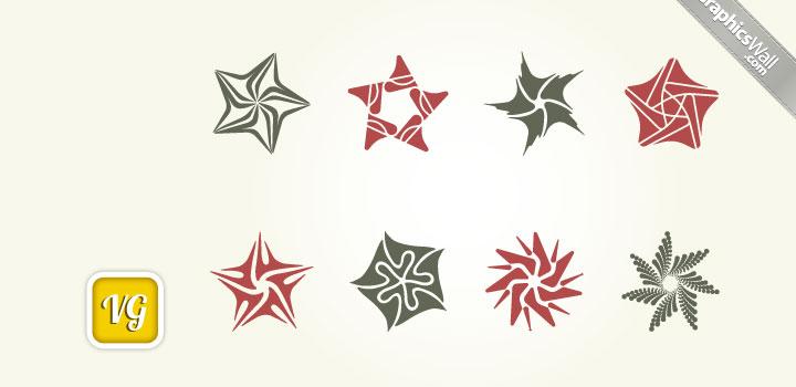 Estrellas vectores gratis