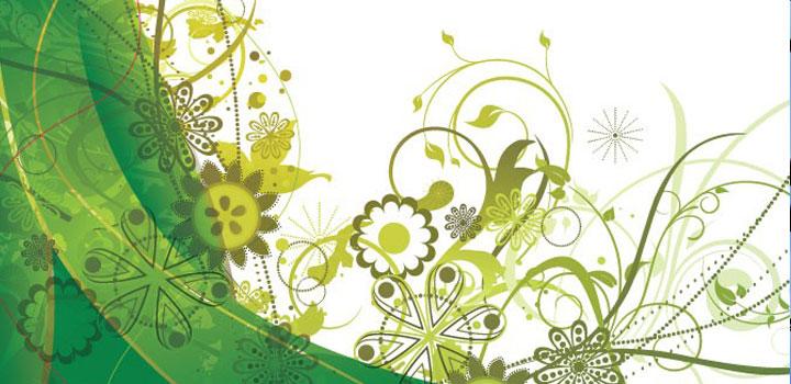 Verdes | Vectores Gratis