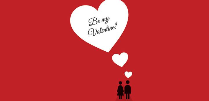 Valentin vectores gratis