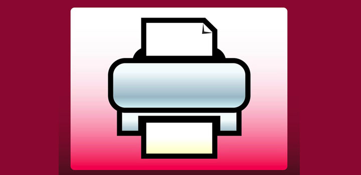 Icono impresora vectores gratis