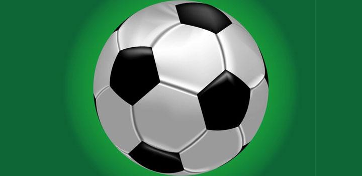 Balon futbol vectores gratis