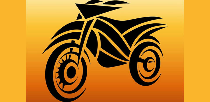 Moto tribal vectores gratis