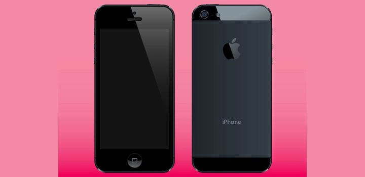 Iphone5 vectores gratis