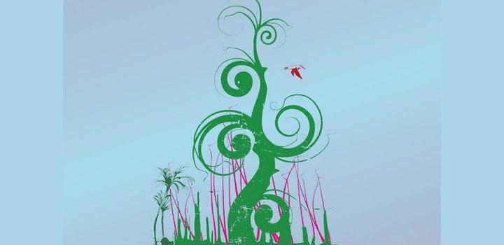 Plantas vectores gratis
