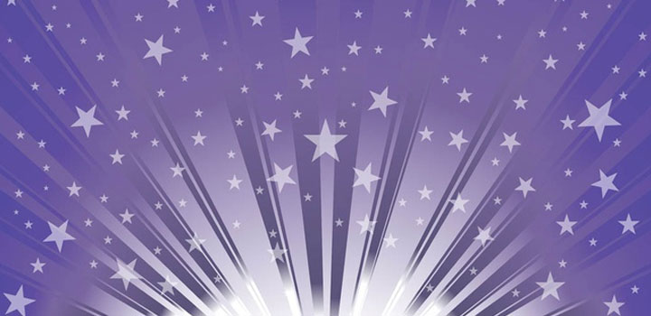 Fondo estrellas vectores gratis