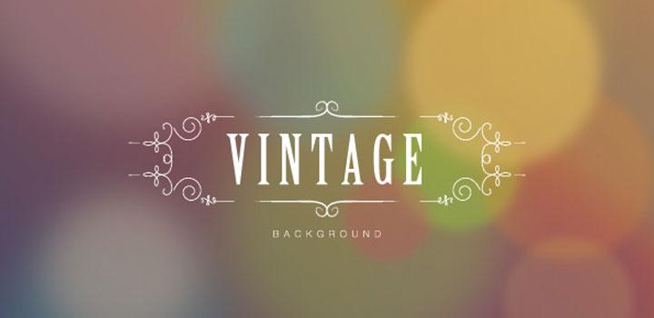 Fondo vintage vectores gratis