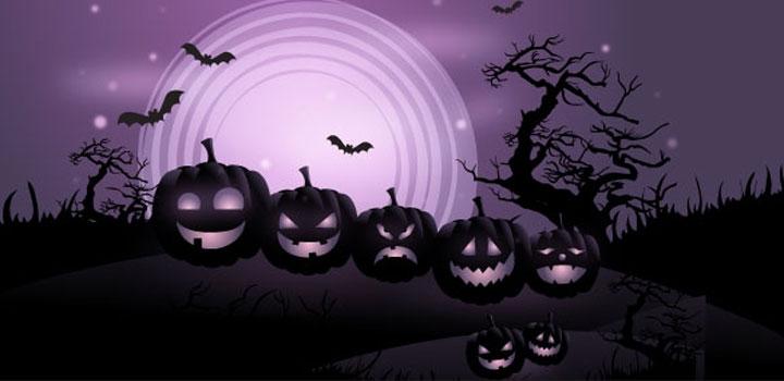 Ilustracion halloween vectores gratis