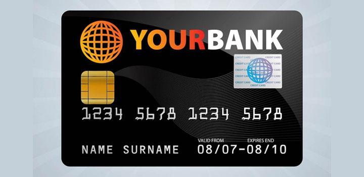 Tarjeta credito vectores gratis