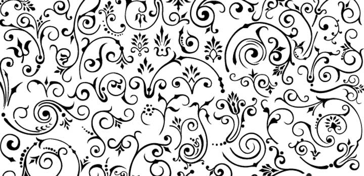 Fondo ornamental vectores gratis
